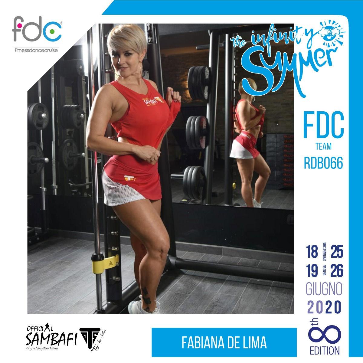 FDC Team Fabiana De Lima