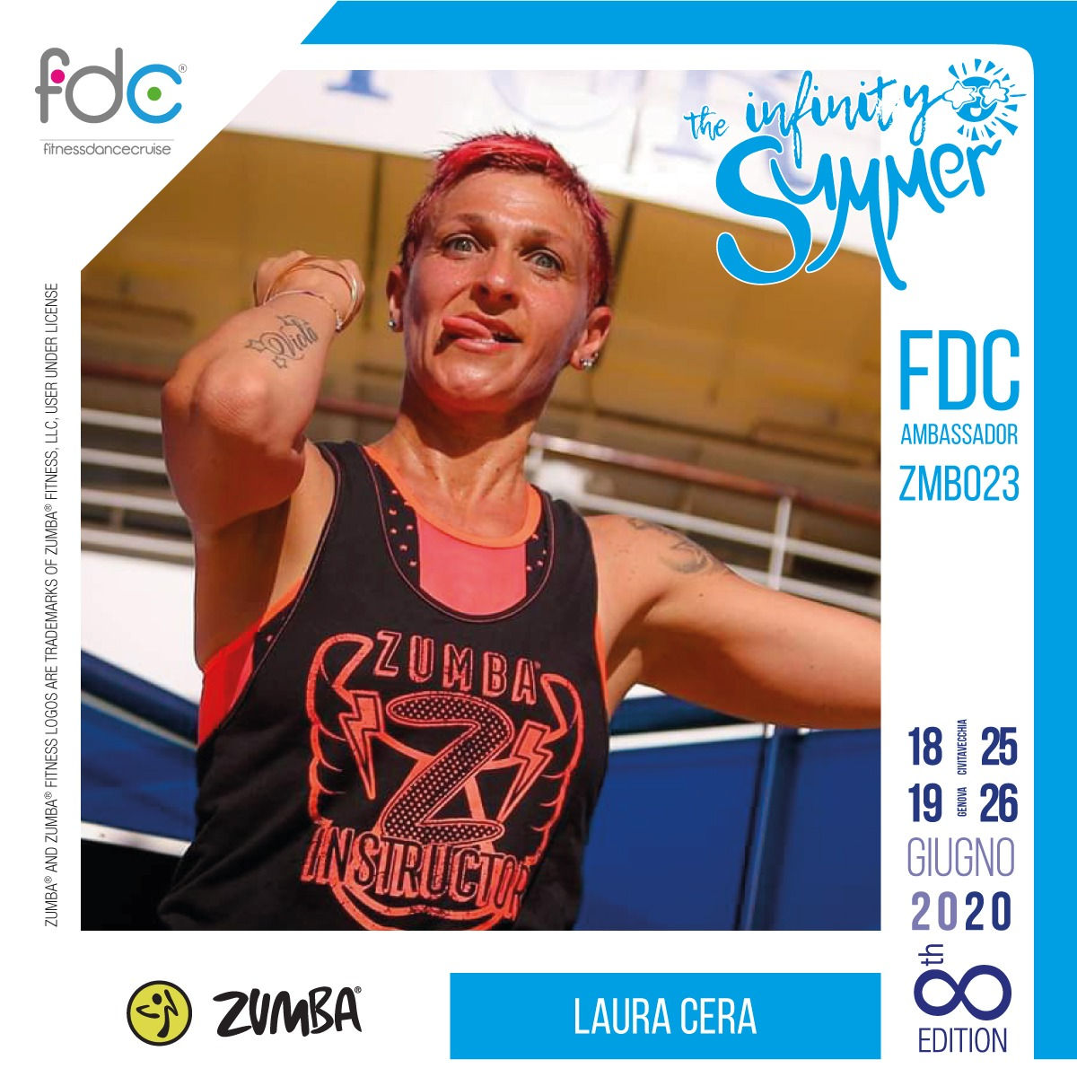 FDC Team Laura Cera