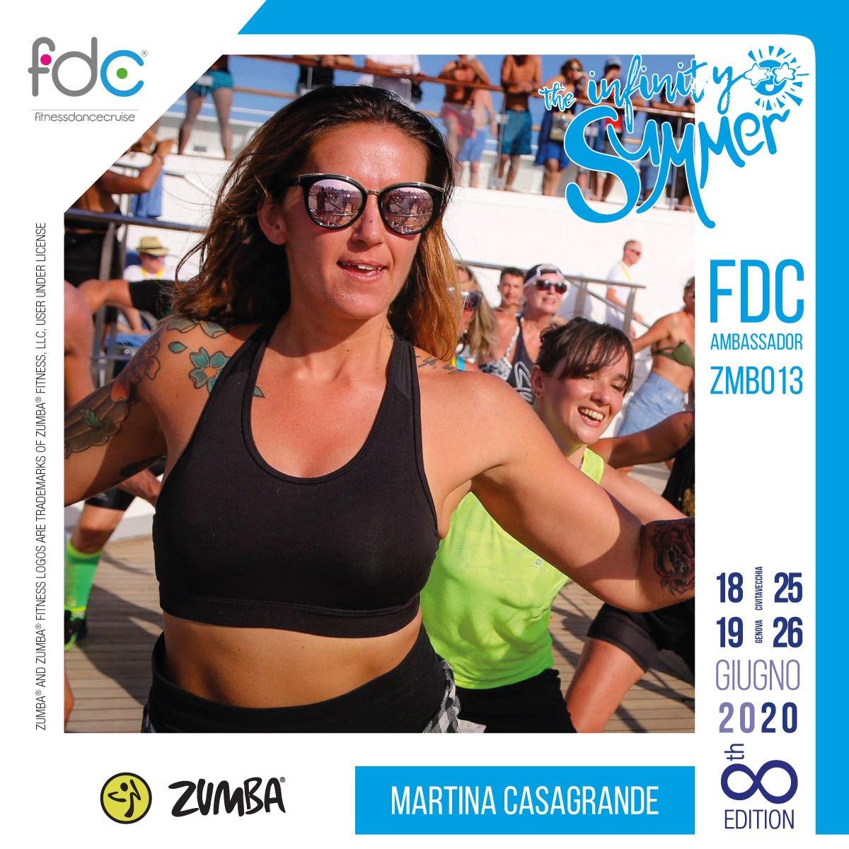 FDC Team Martina Casagrande