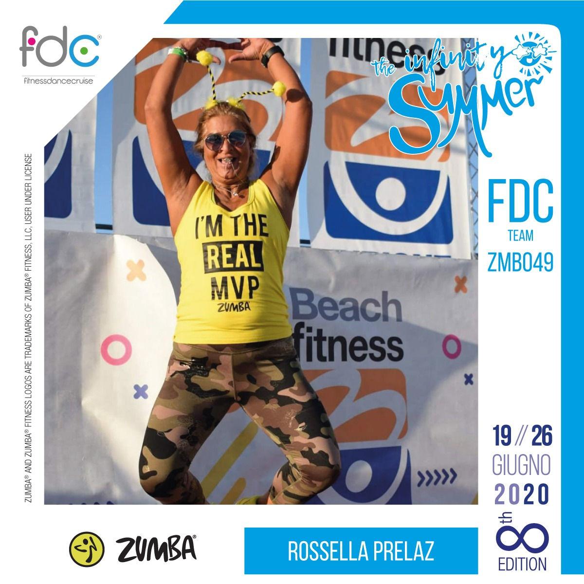 FDC Team Rossella Prelaz
