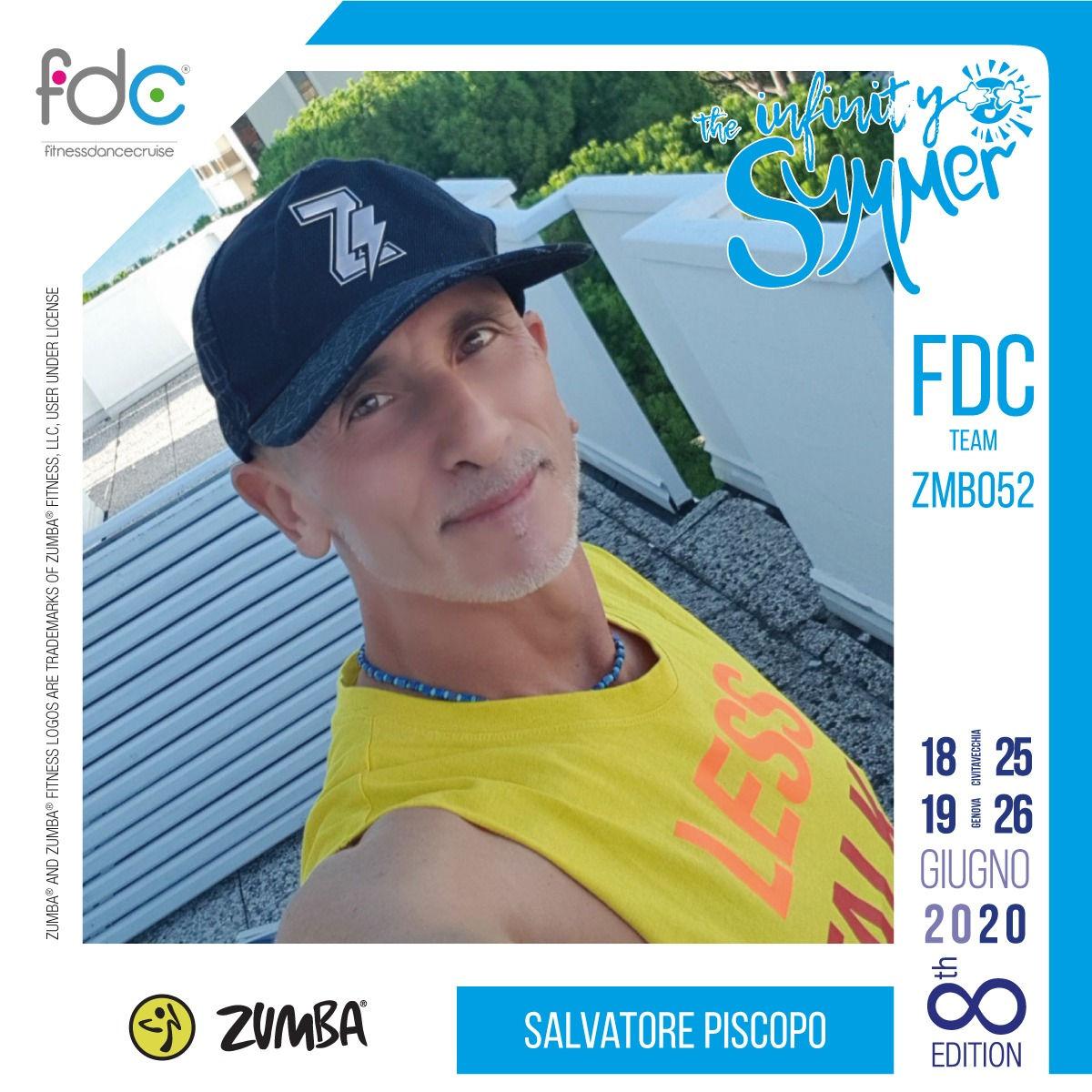 FDC Team Salvatore Piscopo